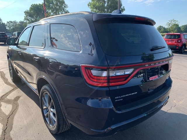 Certified Pre Owned 2017 Dodge Durango Gt 4d Sport Utility